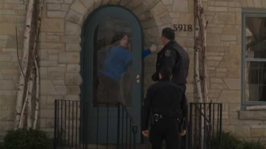 Three days after investigators raided a Whitefish Bay home, officers returned.