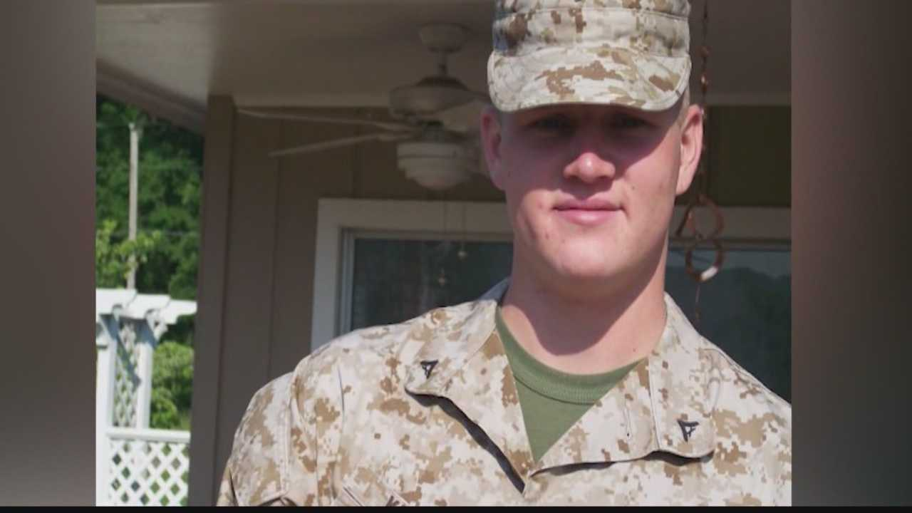 Staff Sergeant Kerry Kemp was killed during a training exercise off the coast of Florida earlier this month.
