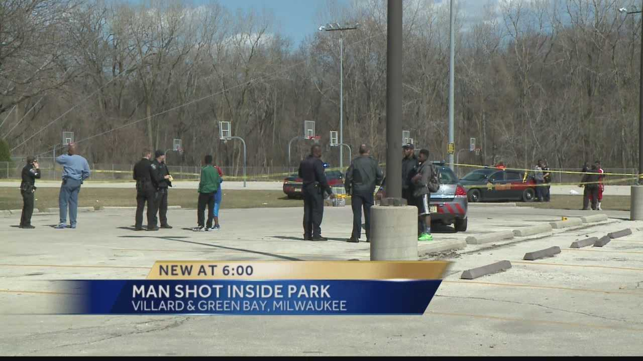 Shooting reported this afternoon at Lincoln Park in Milwaukee County.