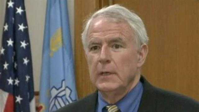 Milwaukee Mayor Tom Barrett talks about the recent violence in Milwaukee.