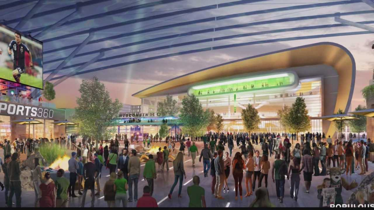 New plan for Bucks arena could mean higher sales tax for Milwaukee County.