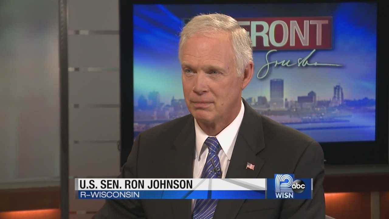 U.S. Sen. Ron Johnson, R-Wisconsin, says a Marquette Law School poll that shows him trailing Democrat Russ Feingold is meaningless.
