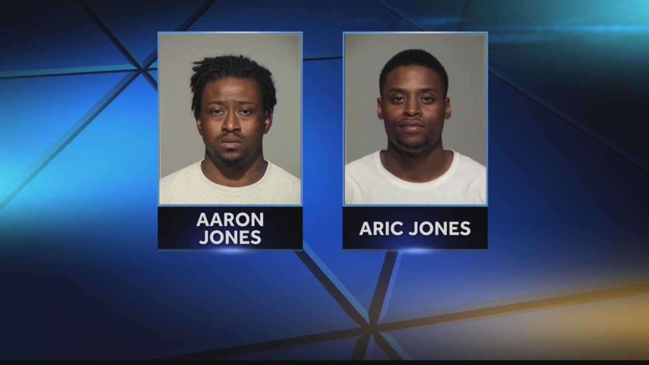 Two men are charged with second-degree intentional homicide after police say they killed a man in their home last week.