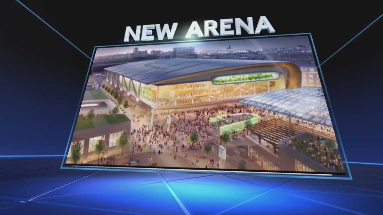Lawmakers say they are optimistic and getting closer to a deal to build the new Bucks' arena