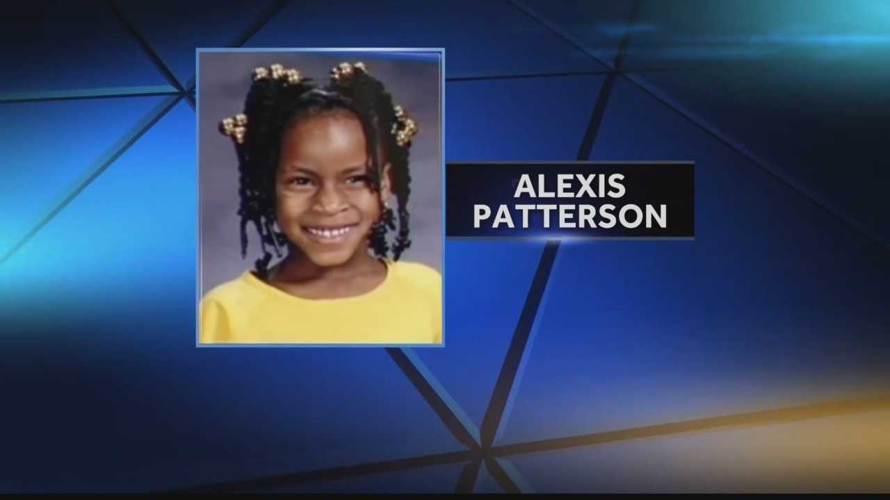 Alexis Patterson was seven years old when she went missing in 2002.