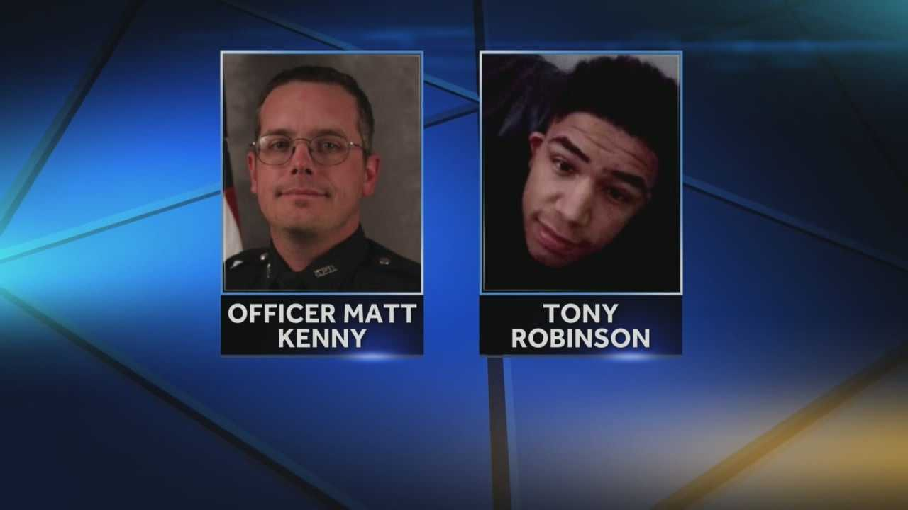 Tony Robinson was shot and killed by a Madison Police Officer in March.