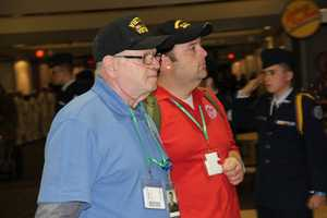 Honor Flight also flies terminally ill vets from any conflict.