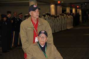 The Honor Flights were originally started for the aging WWII vets who are dying at an alarming rate.