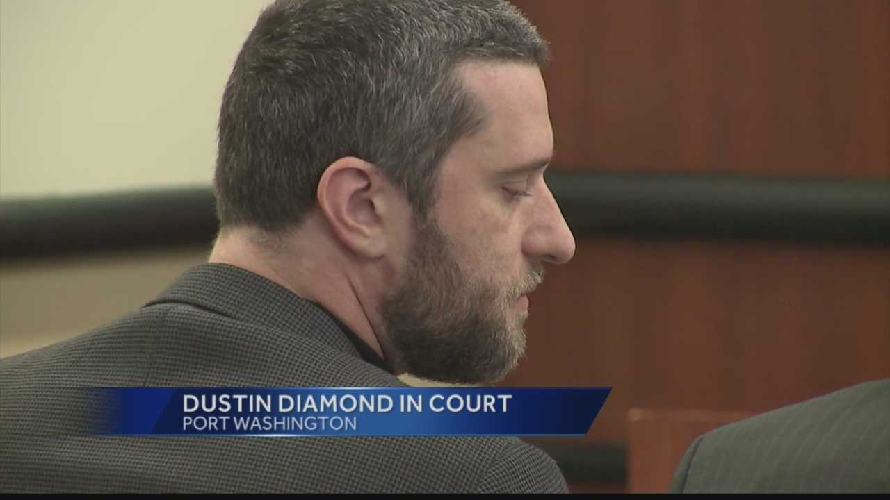 """""""Saved by the Bell """" actor Dustin Diamond is accused of stabbing a man in a bar fight."""