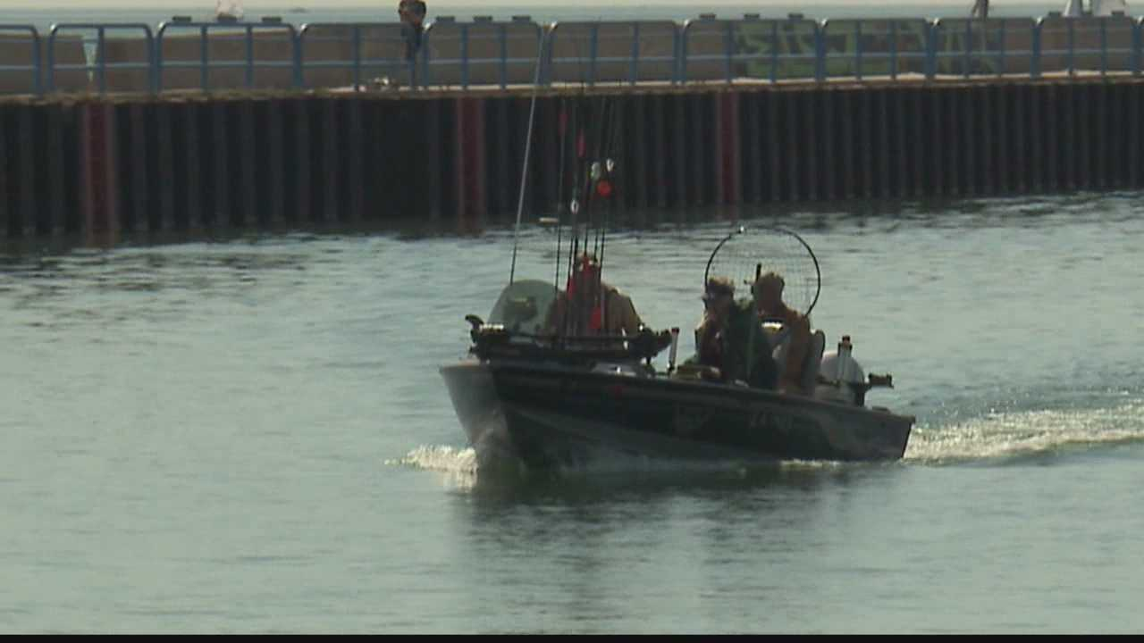 Officers say they'll check boats for proper safety equipment.