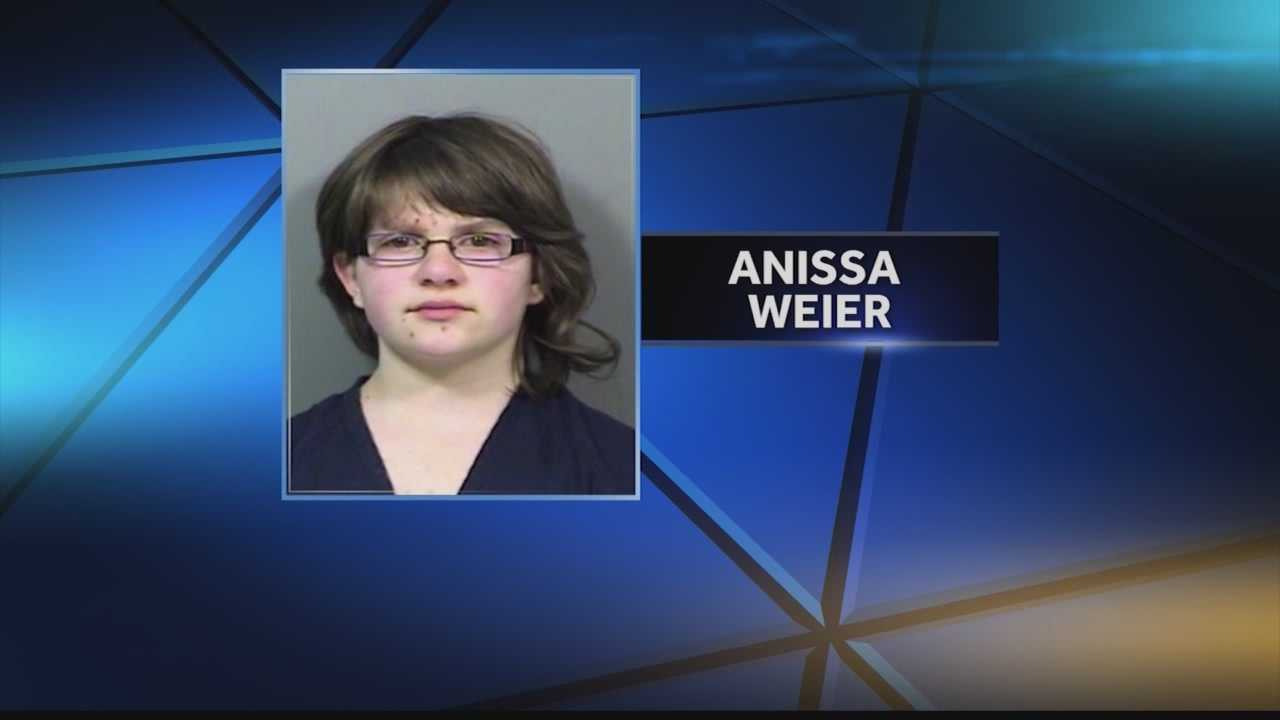 The judge in the case of Anissa Weier is trying to decide if Weier should be tried in adult or juvenile court