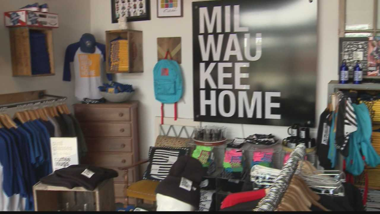 Milwaukee is about to honor its small businesses during Small Business Week. WISN 12 News' Thema Ponton shows how two successful businesses got their start almost by accident.