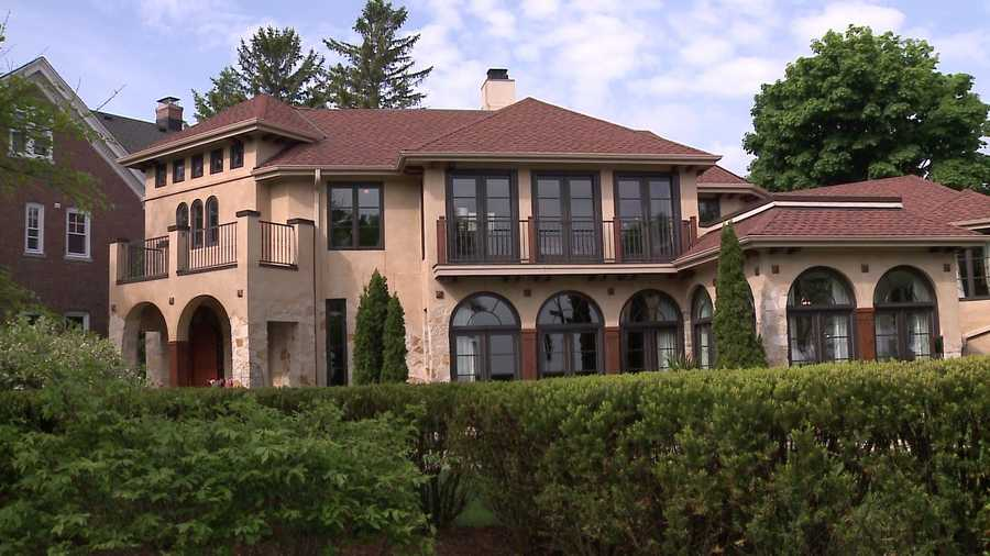 This year's Wisconsin Breast Cancer Showhouse is at Capitol and Lake drives in Shorewood.
