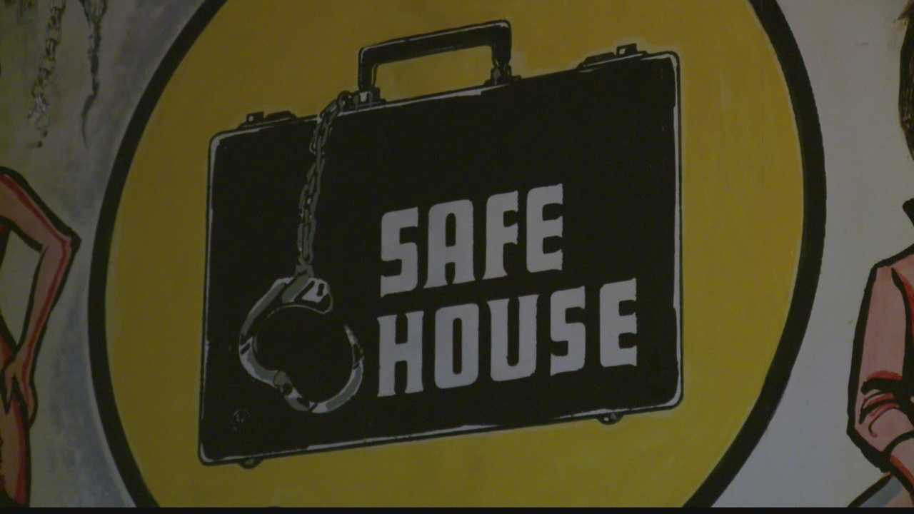 After 50 years under the same ownership,the safe house has been sold