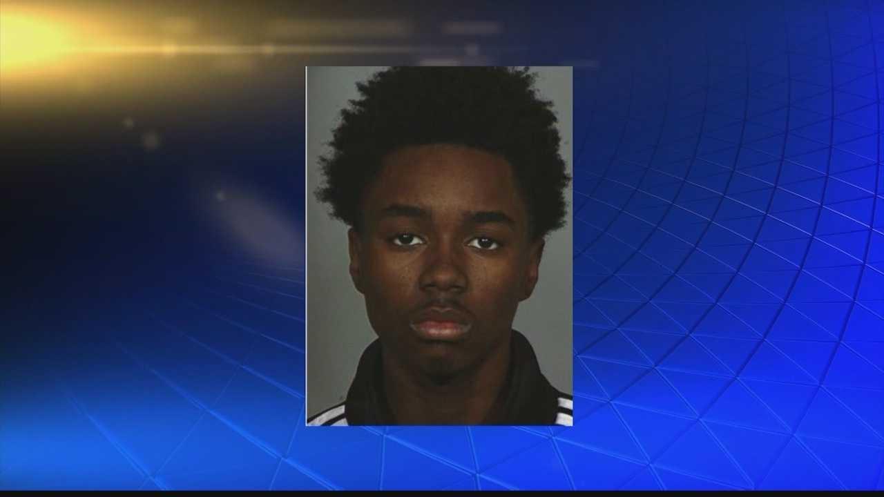 Milwaukee Police arrested Najee Harmon Sunday near 21st & Wright.