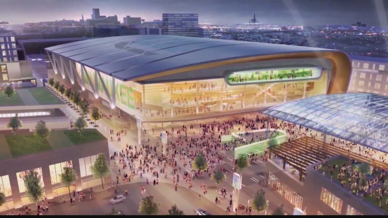 The funding plan for the new Bucks arena will now be taken up as a stand-alone bill, and Governor Walker will meet with legislative leaders on Thursday to discuss the arena proposal.