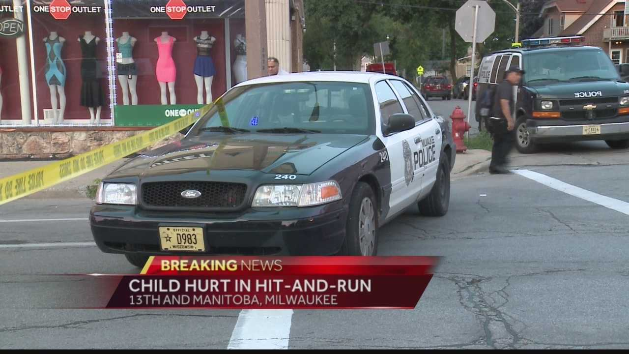 11 year-old taken to Children's Hospital with serious injuries.