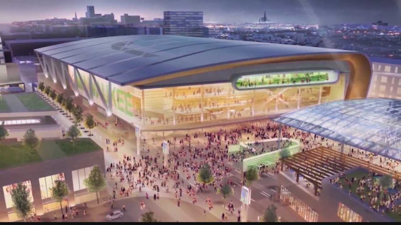 With a vote of 21 to 10, the State Senate passed a plan to fund a new Bucks arena