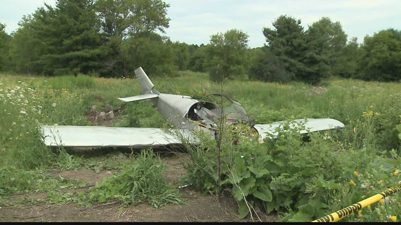 Two men are dead after a small plane went down near Bristol.