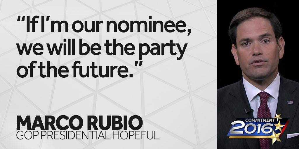 Quotes from GOP debate