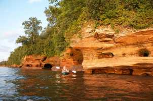 Apostle Islands National Lakeshore, Bayfield