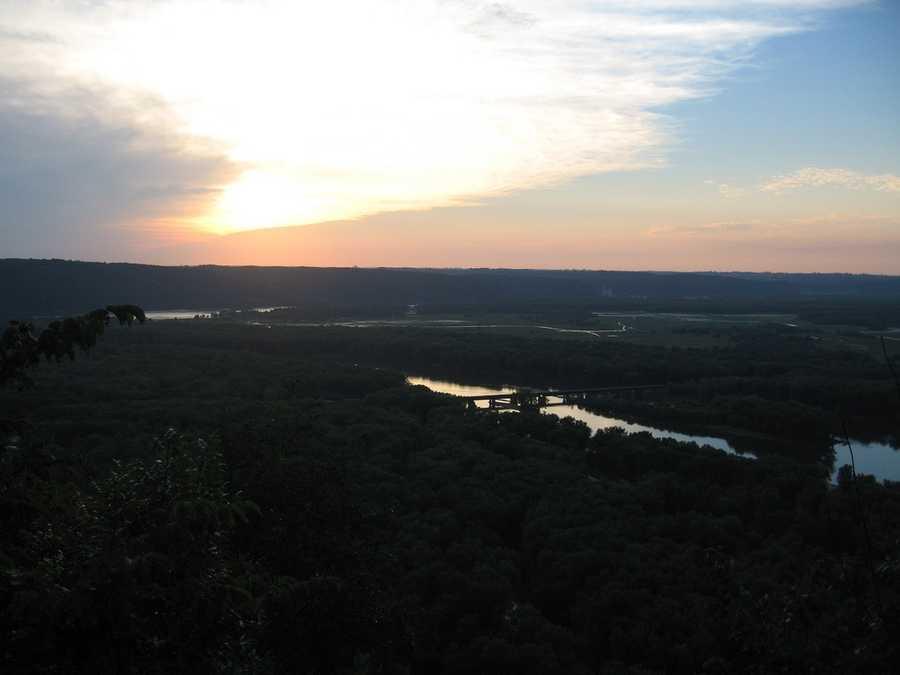 Wyalusing State Park, Bagley