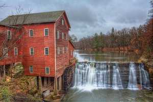 Dells Mill and Museum, AugustaReported to be the most photographed location in Wisconsin
