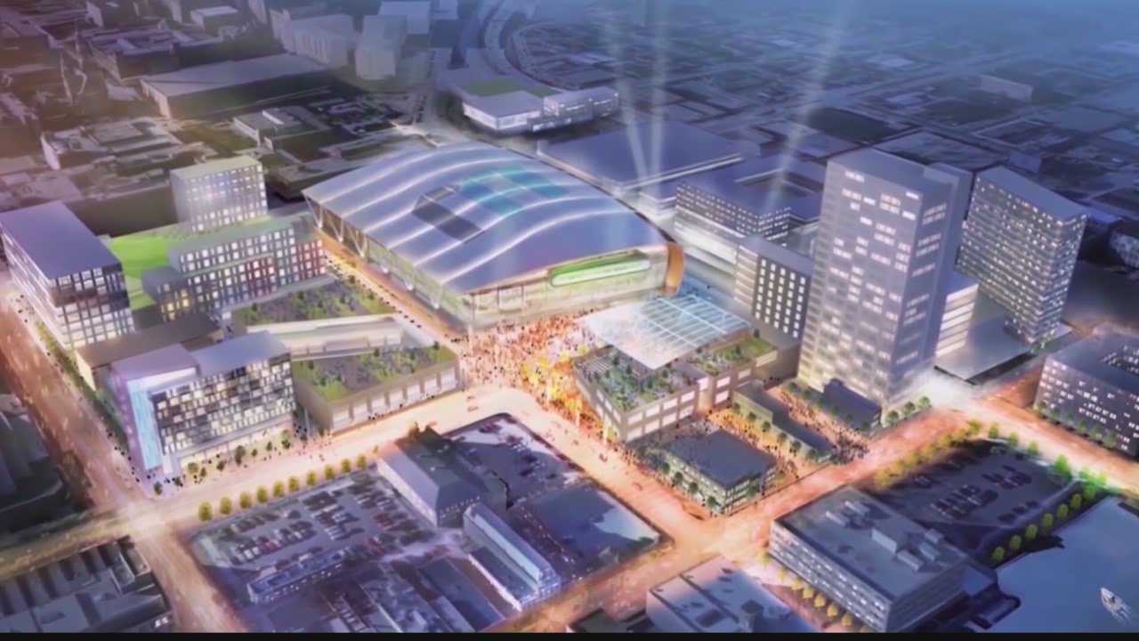 The arena deal is on an accelerated timetable in order to get it done before the deadline