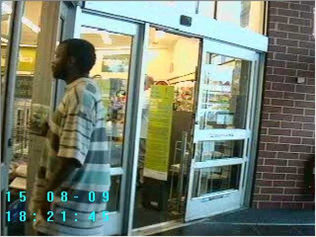 the alleged assault happened around 6:25 p.m. Aug. 9 at the store at 76th Street and Capitol Drive.
