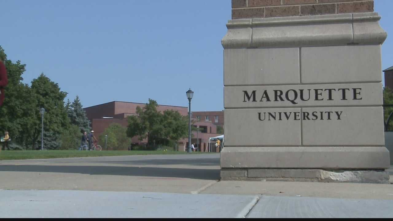 Marquette University's new police department is one of several ways students can get help in case of an emergency