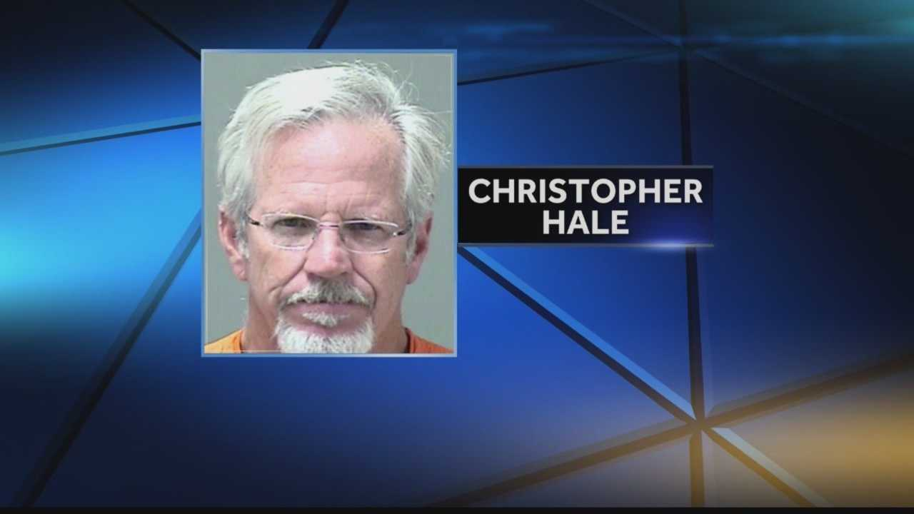 Christopher Hale accused of sexual assault of a female employee at the River Club in Mequon.
