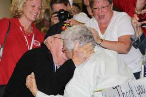 Since inception, Stars and Stripes Honor Flight has flown 3,061 WWII and 700 Korean War vets.  (as of June 2015).