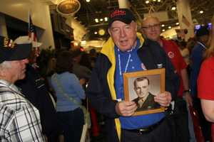 Originally only WWII vets were accepted for Honor Flights due to their age and often inability to get to their memorials on their own.