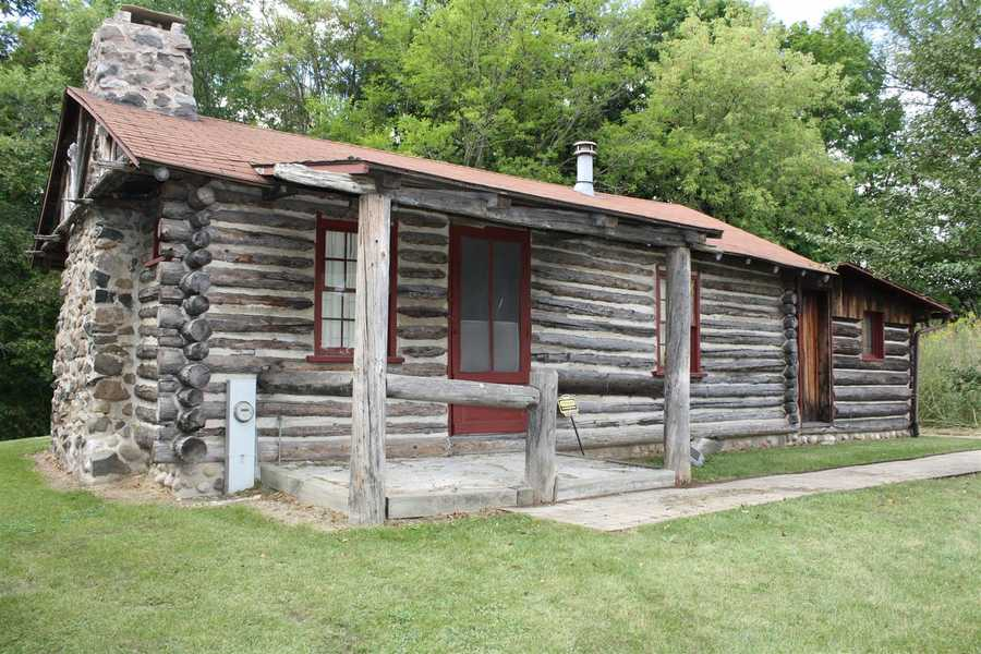 The cabin will also be open this weekend during the Doors Open event.For more information on Doors Open Milwaukee, click here.To learn about the Hales Corners Historical Society, click here.