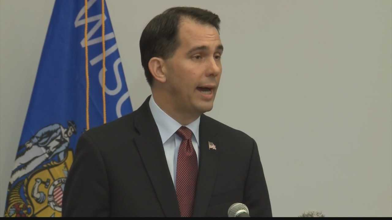 Governor Scott Walker suspended his presidential campaign Monday.