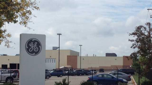GE plant Waukesha