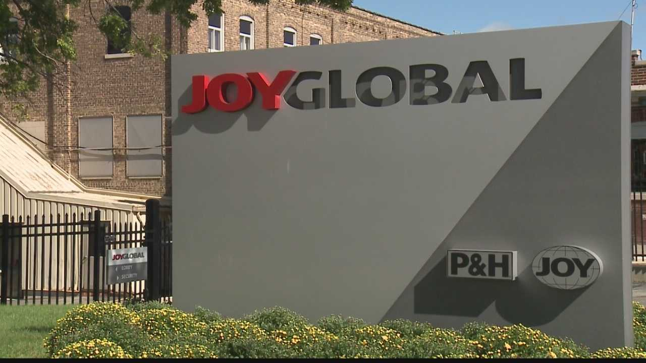 Joy Global is blaming the challenging market for this round of layoffs