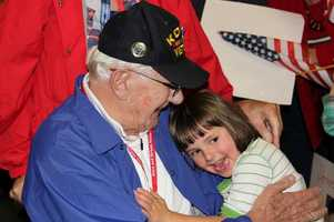 On October 24, 2015, Stars and Stripes Honor Flight took their 30th flight of veterans to Washington D.C. to see the memorials built in the vets honor.