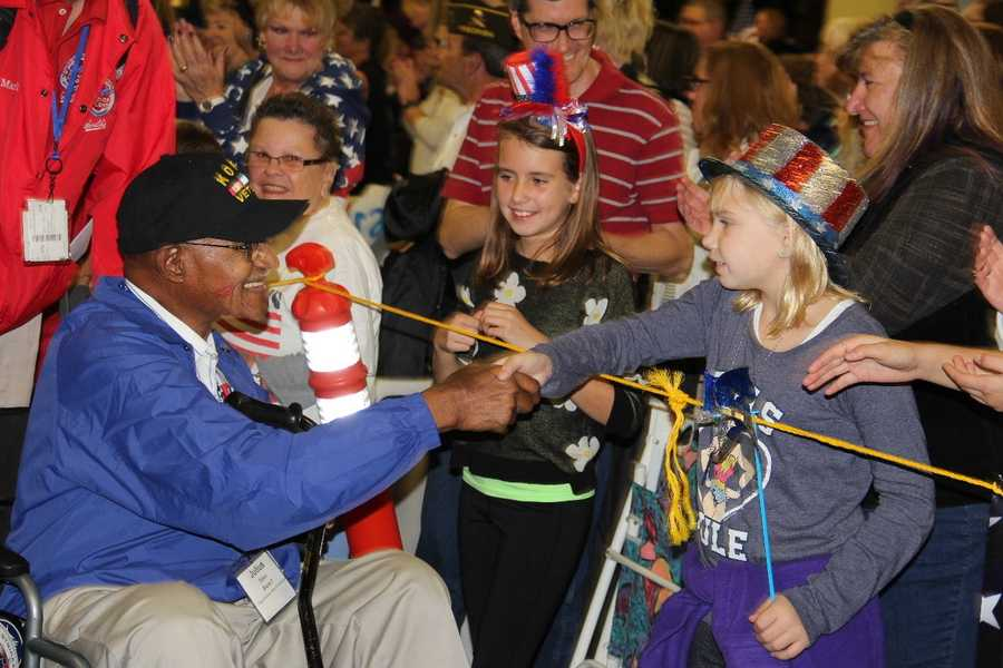 Originally started to fly WWII vets to D.C., the Milwaukee hub has now expanded to include Korean War vets.