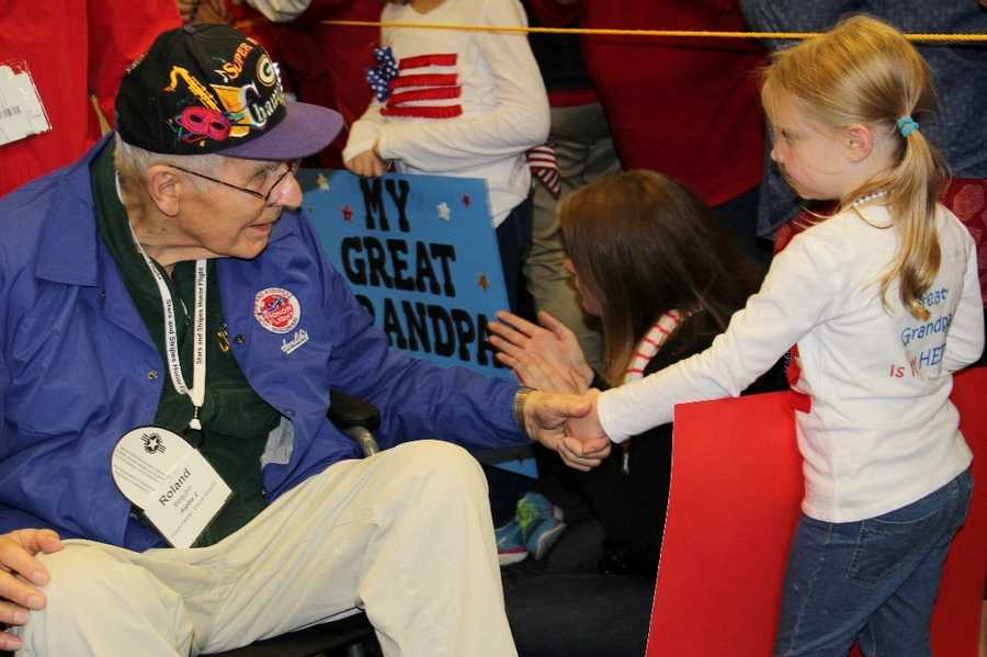 Stars and Stripes Honor Flight has flown more than 4,000 Southeastern Wisconsin vets to Washington D.C.