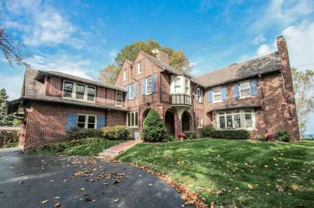 Smashing Red Brick Tudor overlooking Lake Michigan! Classic architectural details throughout, and an Award Winning gourmet Kitchen that features top of the line appliances, large island and views of the Lake.For More Information Click Here!