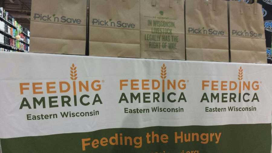 Feeding America Eastern Wisconsin is partnering with Pick 'n Save on this annual holiday campaign.
