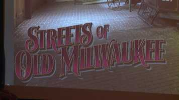 In honor of the 50th anniversary, the Milwaukee Public Museum has revamped the Streets of Old Milwaukee exhibit over the past four months.
