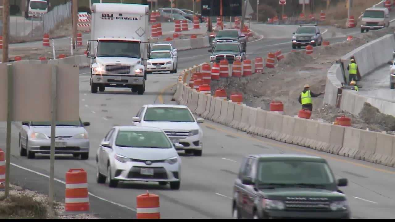 Major traffic changes coming to Zoo interchange