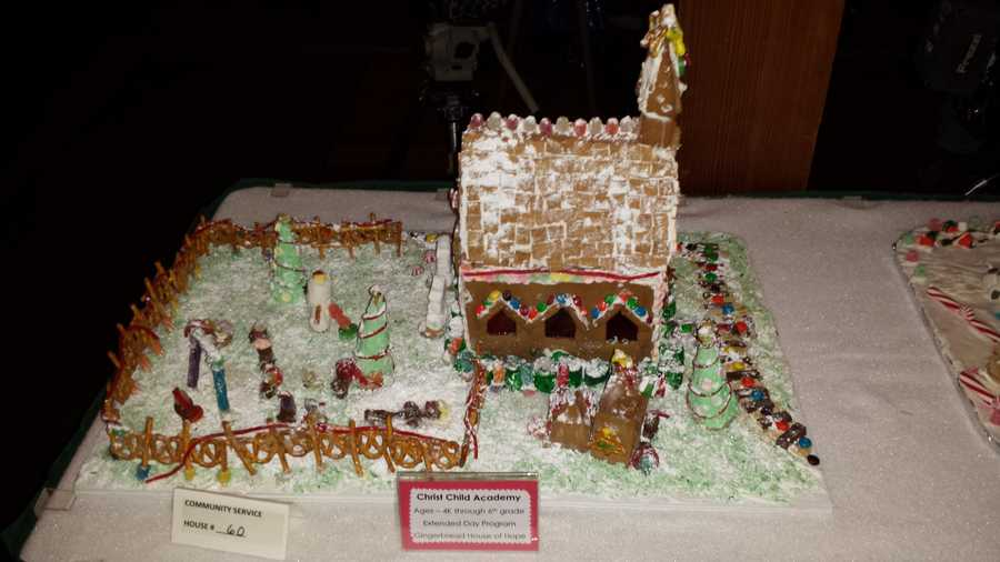 Gingerbread House of Hope