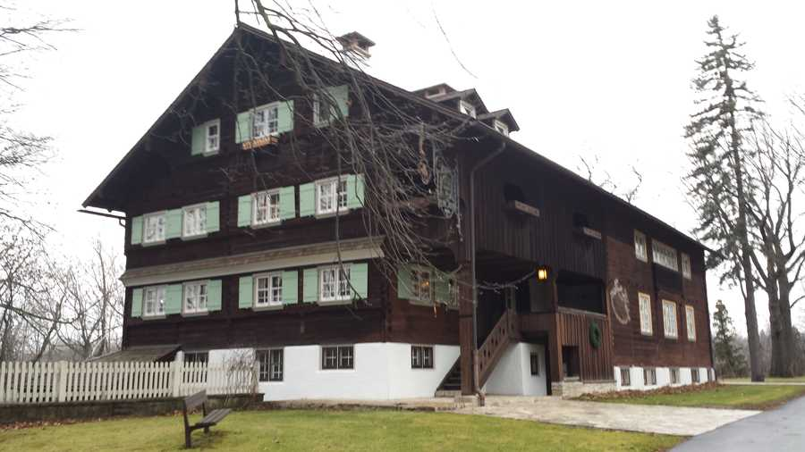 Waelderhaus is built as a tribute to the alpine homes of Austria where the Kohler family is from.