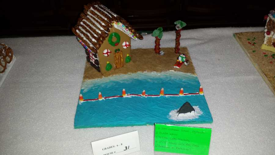 """Christmas in Paradise"", 7th & 8th Grade"