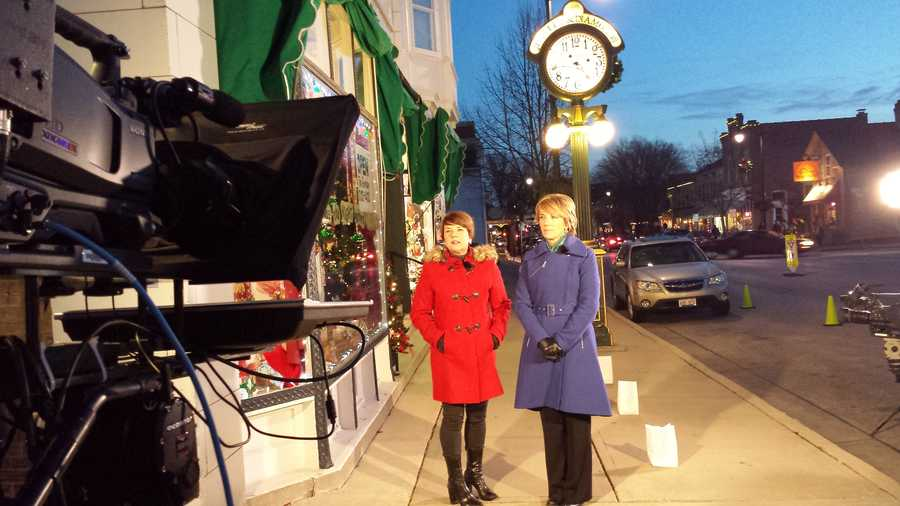 Kathy Mykleby and Joyce Garbaciak host this year's show from Cedarburg.