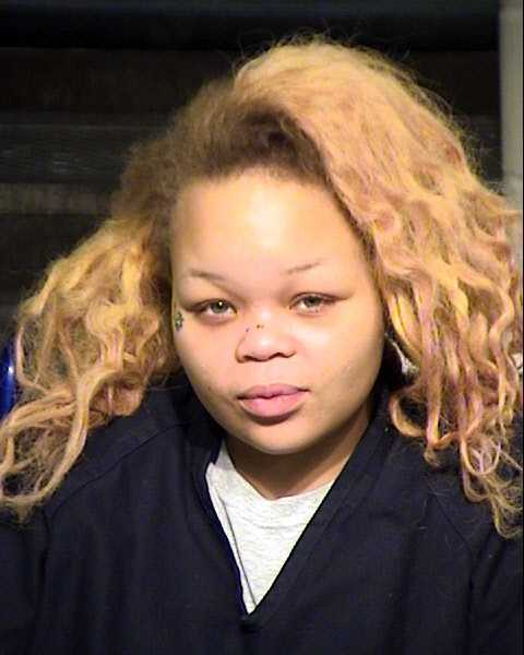 Jasmine Ray was charged Jan. 4 in Milwaukee County with two counts of second-degree reckless homicide and hit-and-run involving death.
