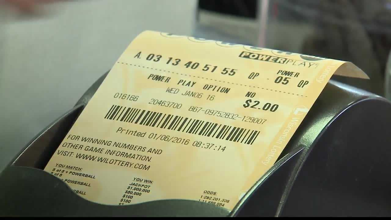 Sales of tickets were brisk as people hope for part of 450 million dollars